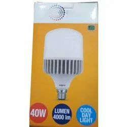 Cool daylight 40W Wipro LED Bulb, Features: Focused Light