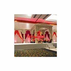 Decorative Wedding Mandap