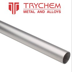ORIGINAL Brushed Stainless Steel Seamless Pipe, Material Grade: 316l