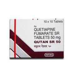 Quetiapine Fumarate SR Tablets