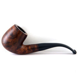 Smoking Wooden Pipes