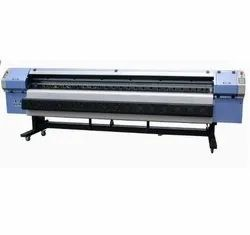 Konica Flex Digital Printing Machine