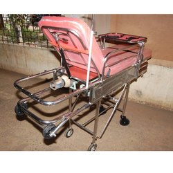 Foldable Stretcher Trolley