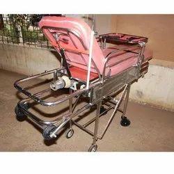 Foldable Stretcher Trolley