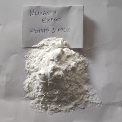 White Potato Starch, Packaging Size: 40 Kg And 50 kg
