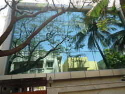 Structural Glazing Glass Work