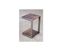 Metal edge furniture