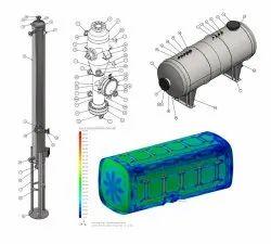 Pressure Vessel Tank Design in India & Overseas