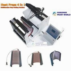 4 In 1 Multifunction Mug Printing Machine