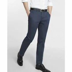 Mens Cotton Formal Pant