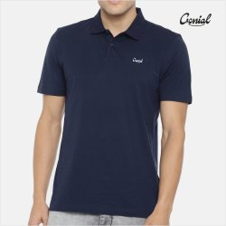 Men's Premium Cotton Collar T-shirt (Sinker)