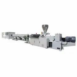 PVC Pipe Down Stream Equipment Machine