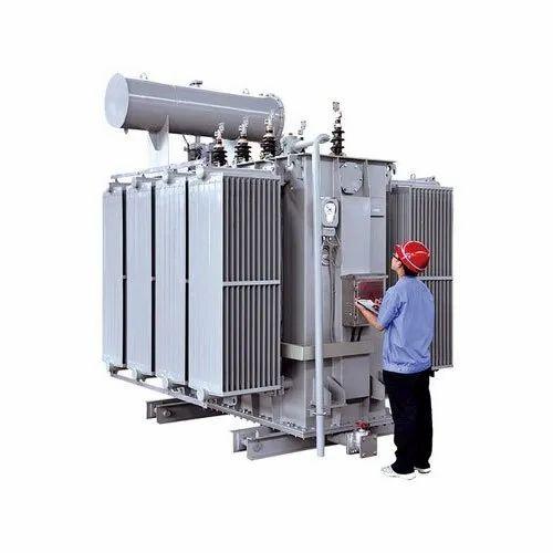 Upto 4000 Va Three Phase Furnace Transformers, Input Voltage: 0.4 Kv -11 Kv