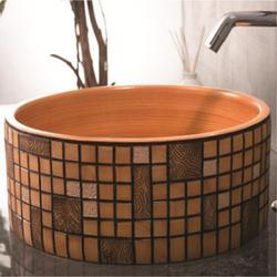Simpolo Sun Hand Crafted Wash Basin