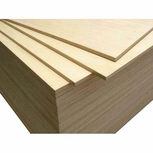 Poplar Plywood Sheet