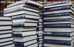 Delhi PhD Thesis Writing Services