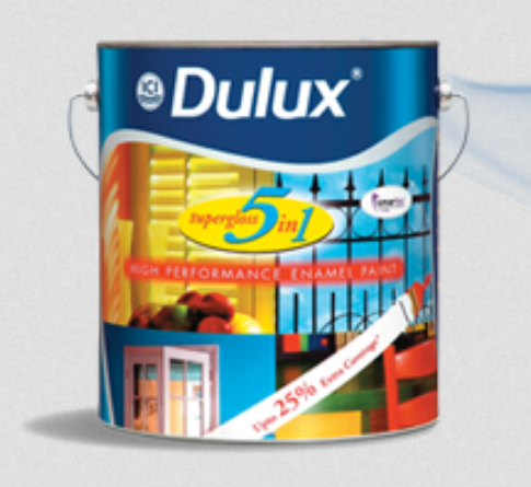 Dulux Super Gloss 5 In 1 Trim Paints
