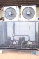 Air Cooled Block Ice Making Plant