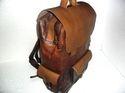 Vintage Genuine Leather Backpack Bag