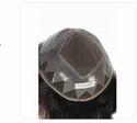 10x8 Inch Natural Human Hair Black