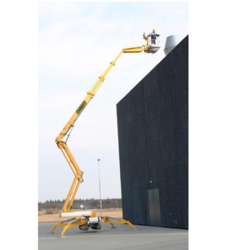 Telescopic Boom Lift