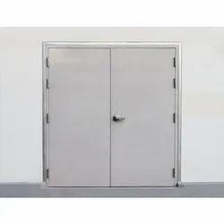 Hinged Stainless Steel Security Door