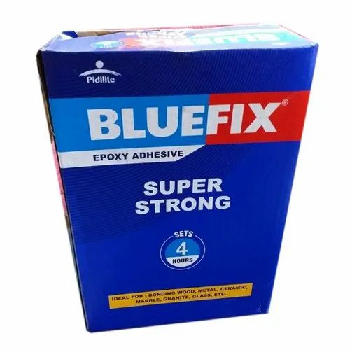 Pidilite Bluefix Super Strong Epoxy Adhesive 1 8 Kg Packaging Type Box Rs 1050 Pack Id 20532311073