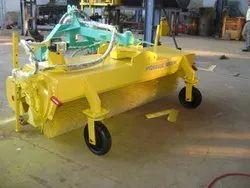 Hydraulic Road Sweeper Machine
