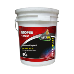 Nexton 4ST MOPED 10W30 Engine Oil