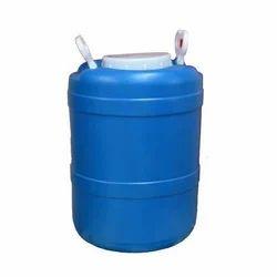 Blue MB Daga Plastic Drum, Capacity: 20 L