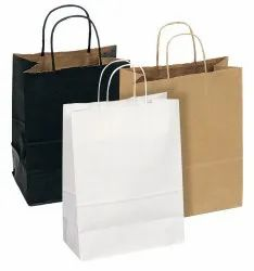 Shopping Bags' Grocery Bags, Laminated Bags' Printed and Plain paper bags