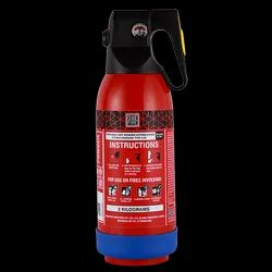 2KG - ABC Powder Based Portable Fire Extinguisher - MAP 50 - Squeeze Grip