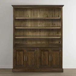 6 Feet X 4 Feet Wooden Office Cabinet