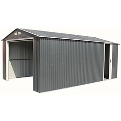 Steel Roofing Shed