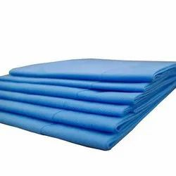 Polyester Single Disposable Hospital Bed Cover & Pillow Cover