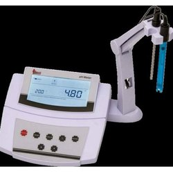 pH Meter 3 Point Calibration