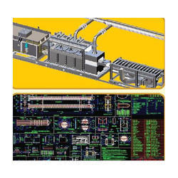 Machine Assembly and Part Detail Drawings