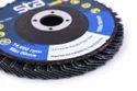 Flap Discs - Zircon - Anti-Clogging - 100mm