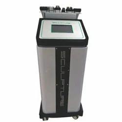 5 In 1 Vacuum Vertical Cavitation Lipo RF