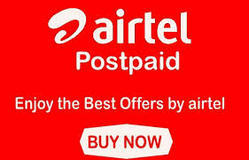 Airtel Postpaid Recharge, Mobile Recharge Services - Chaurasia