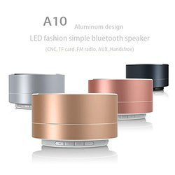 A10 Mini Music Speaker ( Bass Xpansion  System )