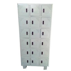 Locker with 18 Compartment