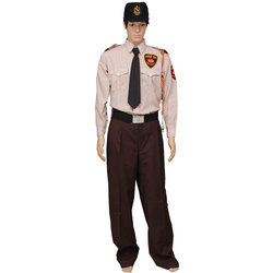 Cotton Mens Security Uniform
