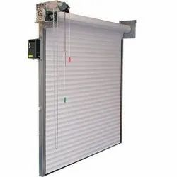 Single Phase Automatic Rolling Shutter