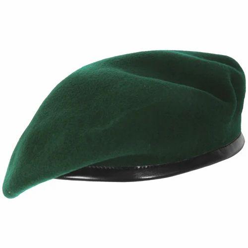 165954efb68b3 Military Beret Cap at Rs 40  piece