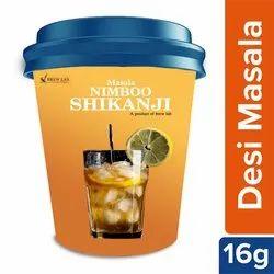Brew Lab Masala Nimbu Shikanji