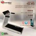 Urbantrek TD-M3 Motorized Treadmill With Bluetooth Mp3