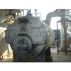Used Laxmi Vespa 1 Tons Steam Boiler