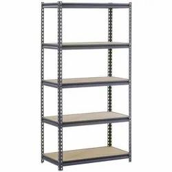 Stainless Steel Slotted Angle Rack for Office