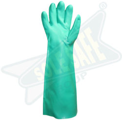 Nitrile Hand Gloves (Supported / Unsupported)